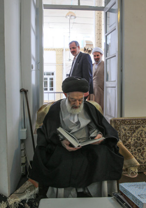 shobeiri-zanjani-reading