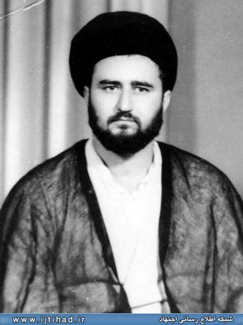 Image result for مصطفی خمینی