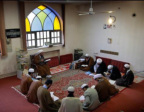 گفتگو با مسلم قلی پور گیلانی