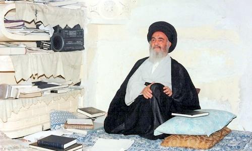آیتﷲ سید محمد شیرازی