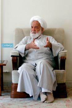Masoudi-khomeini-siting